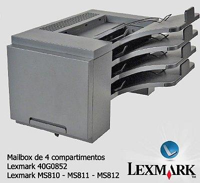 Mailbox Lexmark MS81X|Lexmark 40G0852