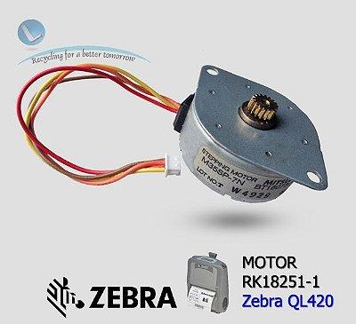 Motor Zebra QL320-QL420 | RK18251-1