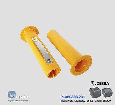 """Ribbon Core Adapters 1"""" Zebra ZD200 series"""