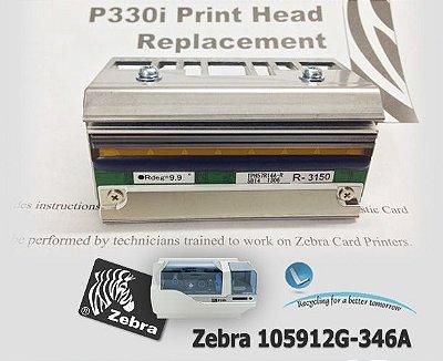 Cabeça de Impressão Zebra P330i/P430i |105912G-346A