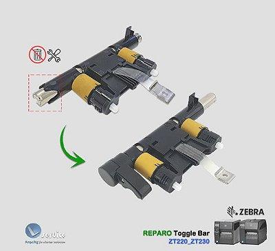 Reparo Toggle Bar Kit Zebra ZT220/ZT230