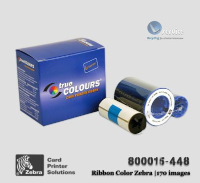 Ribbon Zebra Color YMCKO | 800015-448_USA