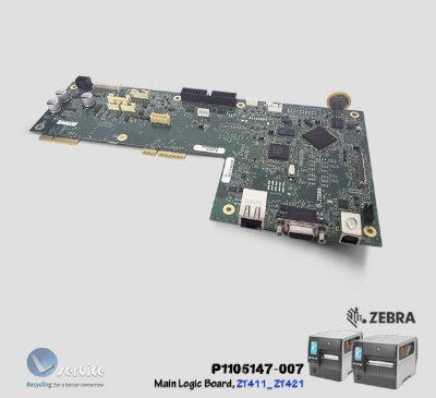 Placa Principal Zebra ZT411/ZT421