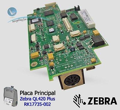 Placa principal zebra QL420Plus- Zebra RK17735-002