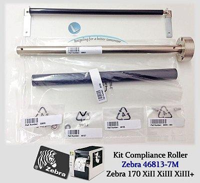 Zebra compliance roller 170Xi |Zebra G46813-7M|