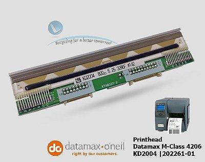 Cabeça de Impressão Datamax M4206|203DPi|kd2004