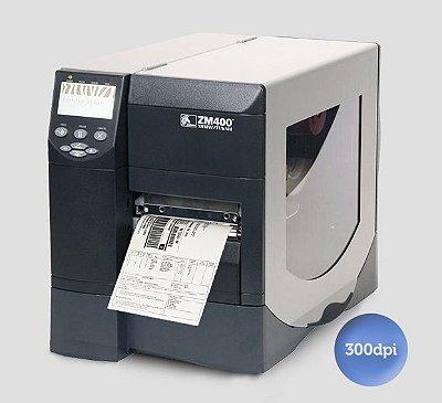 Impressora Zebra ZM400|300DPI