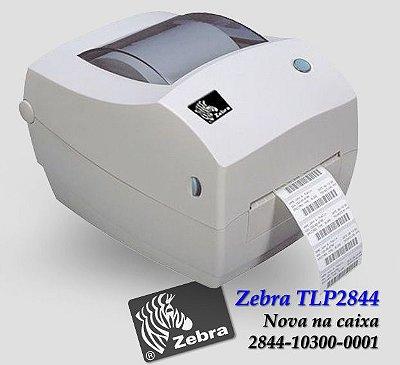 Impressora de etiquetas Zebra TLP2844 Nova na Caixa