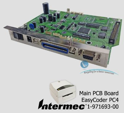 Placa principal Intermec Easycoder PC4|1-971693-00
