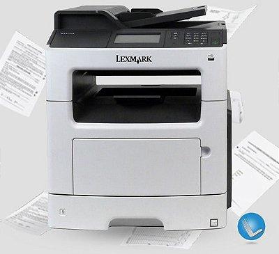 Impressora Lexmark MX410DE Multifuncional