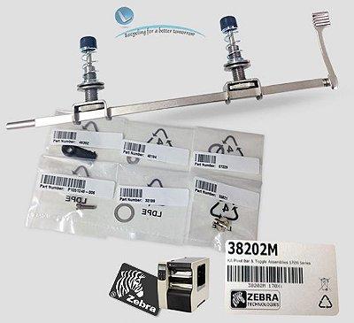 Pivot Bar e kit Acessórios Zebra 170Xi4/Xi3|38202M