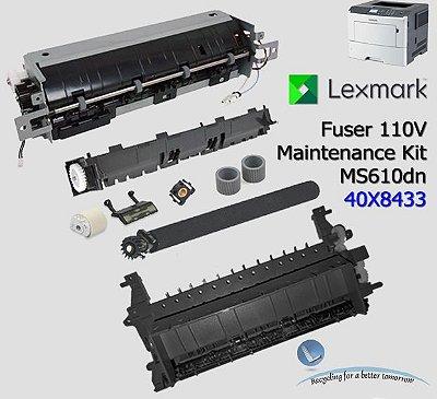 Kit de Manutenção Lexmark MS610dn | 40X8433