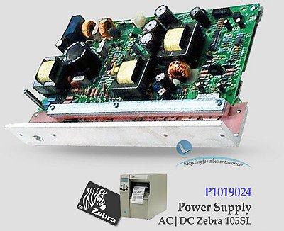 Placa Fonte AC/DC Zebra 105SL/110XI3 |P1019024|33052M