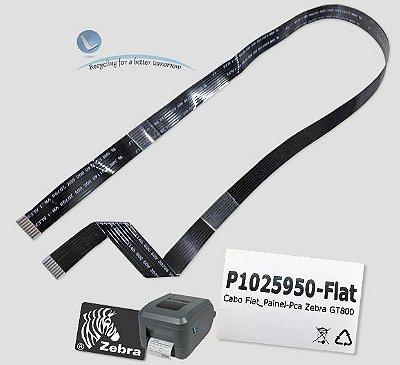 Flat, Painel-PCA Zebra GT800