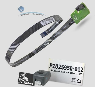Ribbon Out Sensor Zebra GT800 | P1025950-012