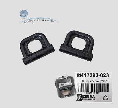 Zebra RW420 D-Rings | RK17393-023