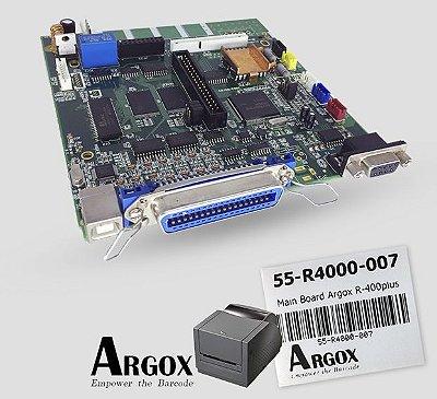 Placa principal argox R400 Plus | 55-r4000-007