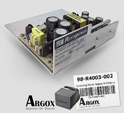 Placa fonte interna Argox R400 | 98-R4003-002