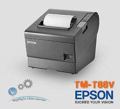 Impressora Não Fiscal Térmica Epson TM-T88V