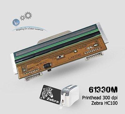 Cabeça de impressão Zebra HC100 |61330M