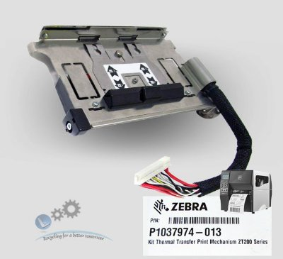 Kit Print Mechanism Zebra ZT230 |P1037974-013