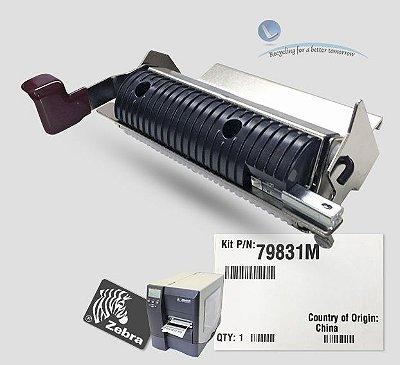 Peel Off Zebra ZM400