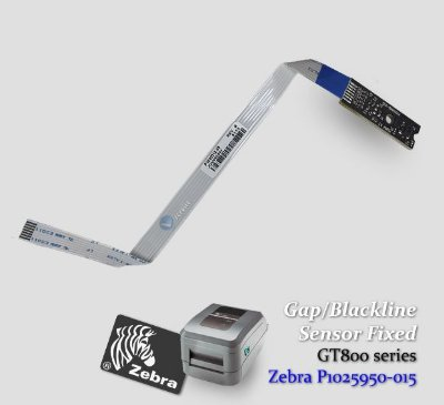 Gap/Blackline Sensor Fixed - Zebra GT800| P1025950-015