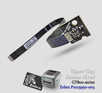 Upper Gap Sensor, Fixed Zebra GT800