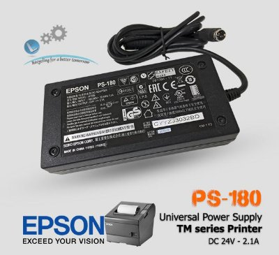 Fonte Epson PS-180|TM series / Elgin I9 (Original)