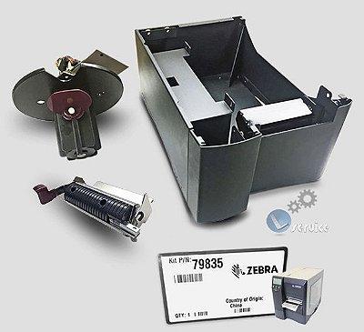 Rebobinador Zebra ZM400 + Destacador de etiquetas |79835