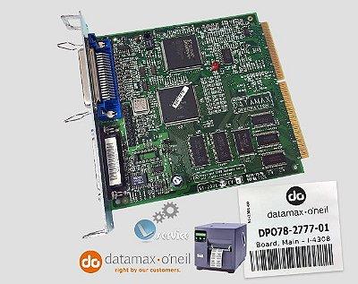 Placa Principal Datamax I-4308| DPO78-2777-01| 51-2301-00