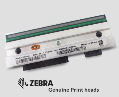 Cabeça de impressão Zebra 110XI3|203DPI|G41000M