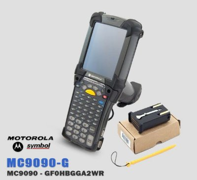 Coletor de Dados Motorola-Symbol MC9090-G → Windows® CE 5.0