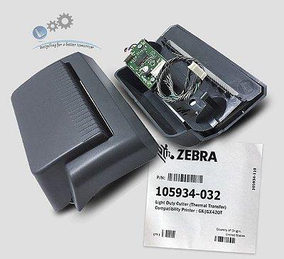 Cutter Zebra GK420T/GX420T/430T |105934-032