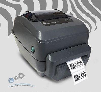 Impressora de etiquetas Zebra GK420T+ Cutter