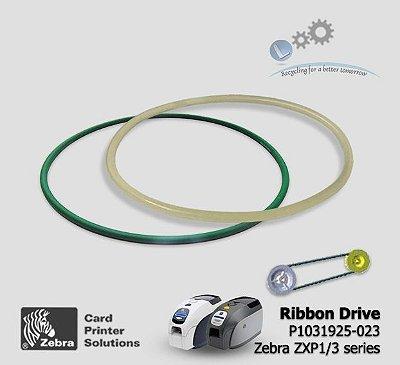 Correia O-Ring Zebra ZXP1/3 series → P1031925-023