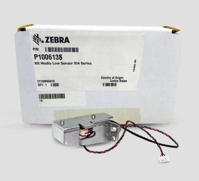 Media Low Sensor Zebra Xi4 Series|P1006138