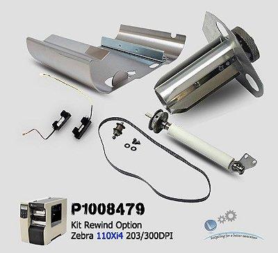 Kit Rebobinador/Rewind Zebra 110Xi4| P1008479