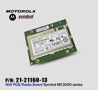 Módulo Wifi PCB/Radio Symbol MC3000/3070/3090 | 21-21160-13