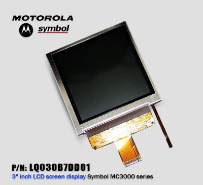 LCD display Color Symbol-Motorola MC3070 MC3090