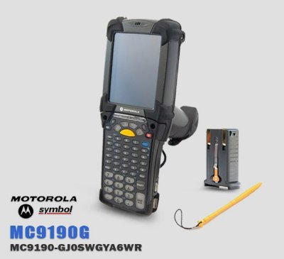 Coletor de Dados Motorola-Symbol MC9190-G → Windows® CE 6.0