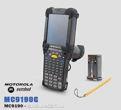 Coletor de Dados Motorola-Symbol MC9190-G → Windows® Mobile 6.5