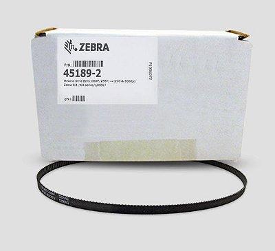 Correia Zebra 080P/255T 45189-2 P1006072
