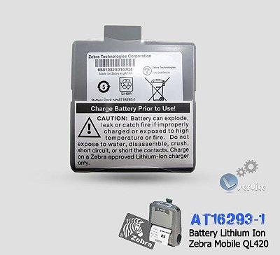Bateria Recarregável Zebra Mobile QL420| AT16293-1