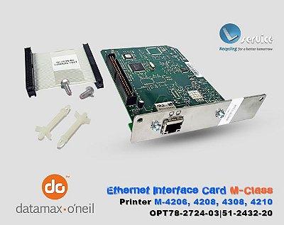 Placa de rede Datamax MClass - Allegro flex | OPT78-2724-03