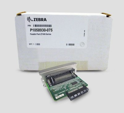Porta Paralela Zebra ZT400 Series|P1058930-075