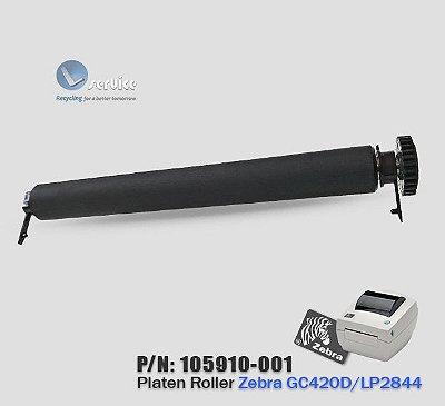Rolo de Impressão Zebra LP2844/GC420D/DA402 |105910-001