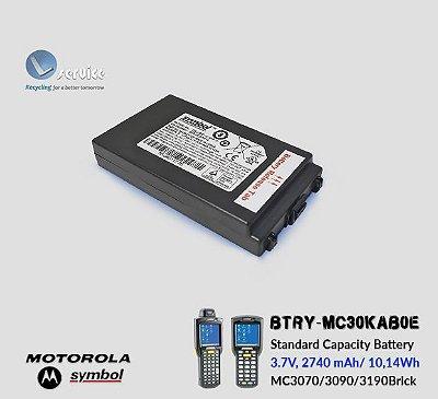 Bateria de capacidade Standard Symbol MC3070/3090/3190 Brick