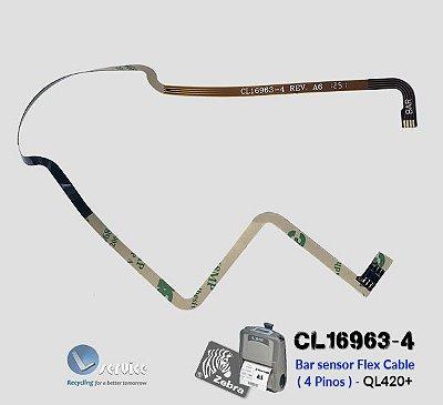 Sensor Flex cable Zebra QL420 Plus   CL16963-4