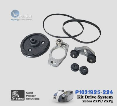 Kit Drive System Zebra ZXP1/ ZXP3